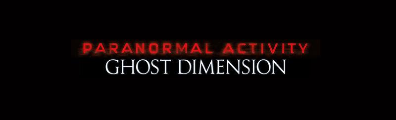 PARANORMAL ACTIVITY: GHOST DIMENSION - Logo – Bild: Puls 8