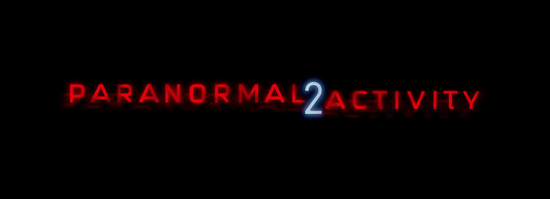 PARANORMAL ACTIVITY 2 - Logo – Bild: ProSieben Media AG © 2010 by Paramount Pictures. All Rights Reserved.