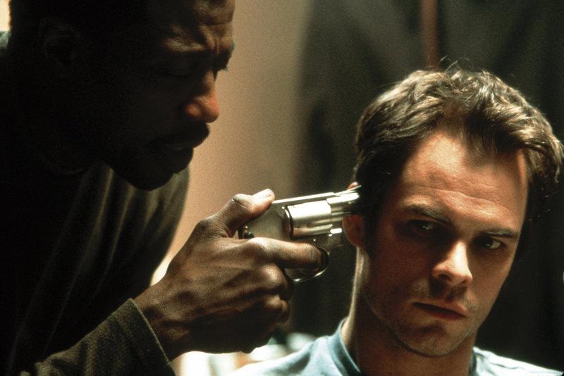 Mit Joe (Wesley Snipes, l.) ist nicht zu spaßen ... – Bild: ProSieben Media AG © Kinowelt