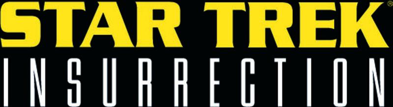 Star Treck: Insurrection - Logo – Bild: Puls 8