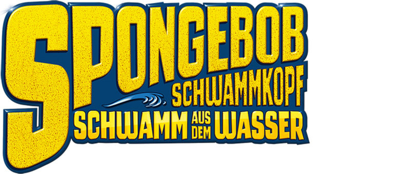 Spongebob Schwammkopf - Schwamm aus dem Wasser -Logo – Bild: Puls 8
