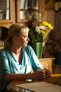 Daniels Mutter Janet (J. Smith-Cameron) hat jahrelang für ihren Sohn gekämpft. – © ARTE F / © Blake Tyers