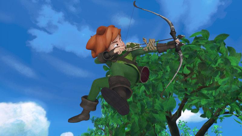 Robin Hood Zeichentrick Stream