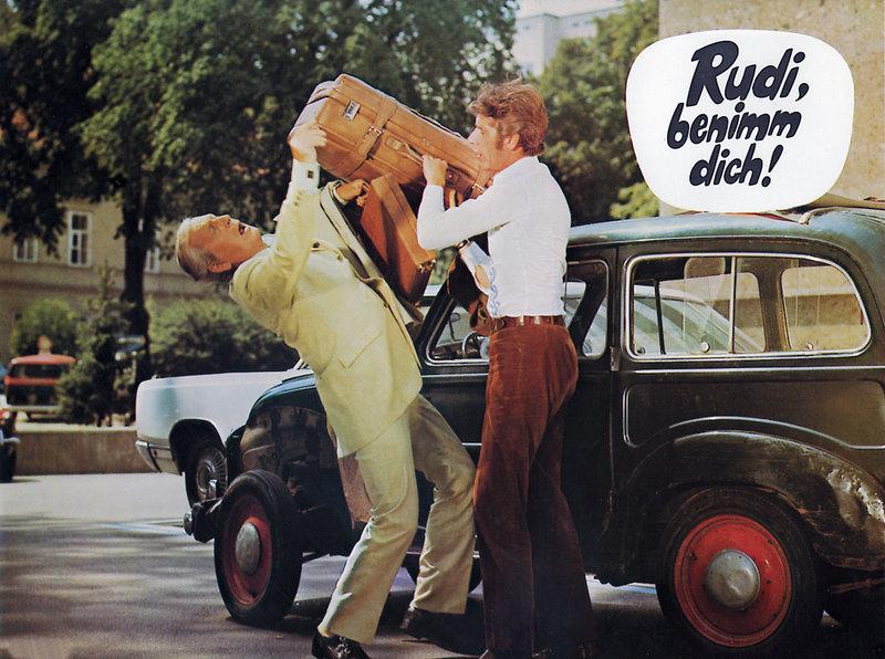 Rudi, benimm dich! – Bild: Lisa Film GmbH