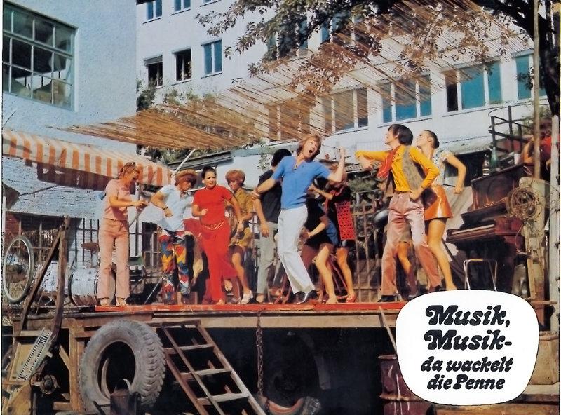 Musik, Musik - Da wackelt die Penne – Bild: Lisa Film GmbH