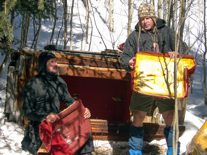 Eingeschneit in den Rocky Mountains (Staffel 3, Folge 10) – Bild: Discovery Communications, Inc.