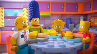 """""""Die Simpsons"""", """"Auf dänische Steine können Sie bauen."""" Homer staunt nicht schlecht, als er eines Morgens in einer Welt aus Lego erwacht. Alles um ihn herum, sogar seine eigene Familie, besteht plötzlich nur noch aus kleinen Lego-Bausteinen. Während Homer noch herauszufinden versucht, wie es zu dieser merkwürdigen Verwandlung kam, entpuppt sich die Entwicklung als durchaus vorteilhaft. Auf diese Weise kann zum Beispiel nichts mehr kaputt gehen. Bald aber hat Homer von der schillernden Plastik-Welt genug und will sein altes Leben zurückhaben. – Bild: ORF eins"""