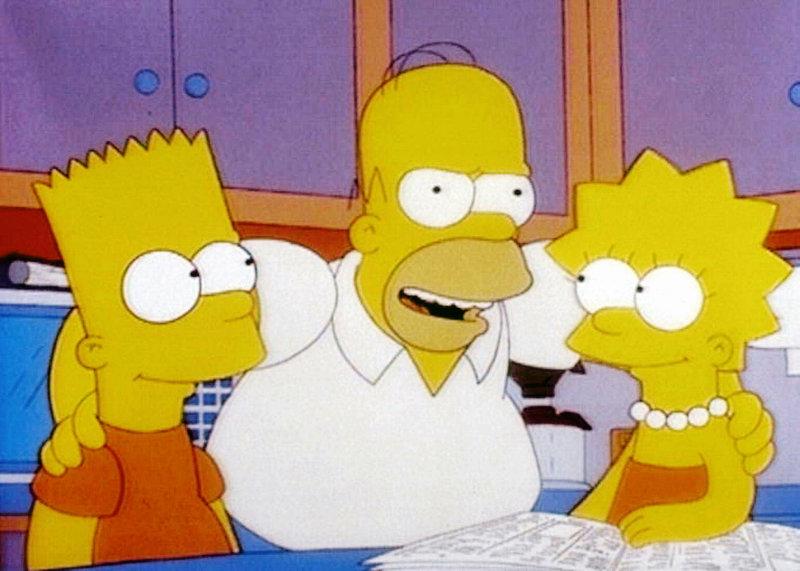 Lisa eröffnet Homer und Bart, dass Jebediah Springfield, der Held von Springfield, in Wirklichkeit ein skrupelloser Pirat war. Es dauert nicht lange, bis diese Nachricht an die Öffentlichkeit gerät und das Unheil seinen Lauf nimmt. – Bild: ORF