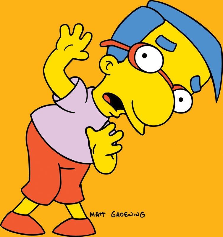 (16. Staffel) - Barts bester Freund: Milhouse ... – Bild: Puls 8