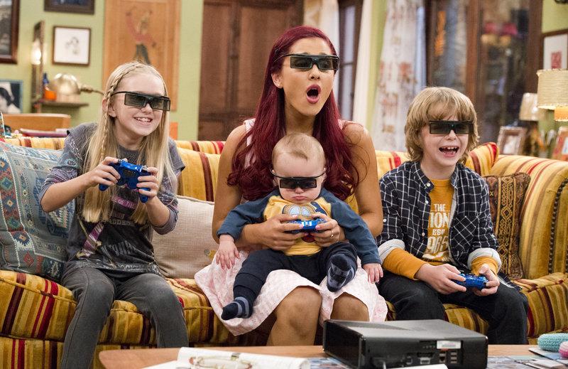 #Ziegensitter (Staffel 1, Folge 4) – Bild: Lisa Rose/Nickelodeon ©2012 Viacom, International, Inc.