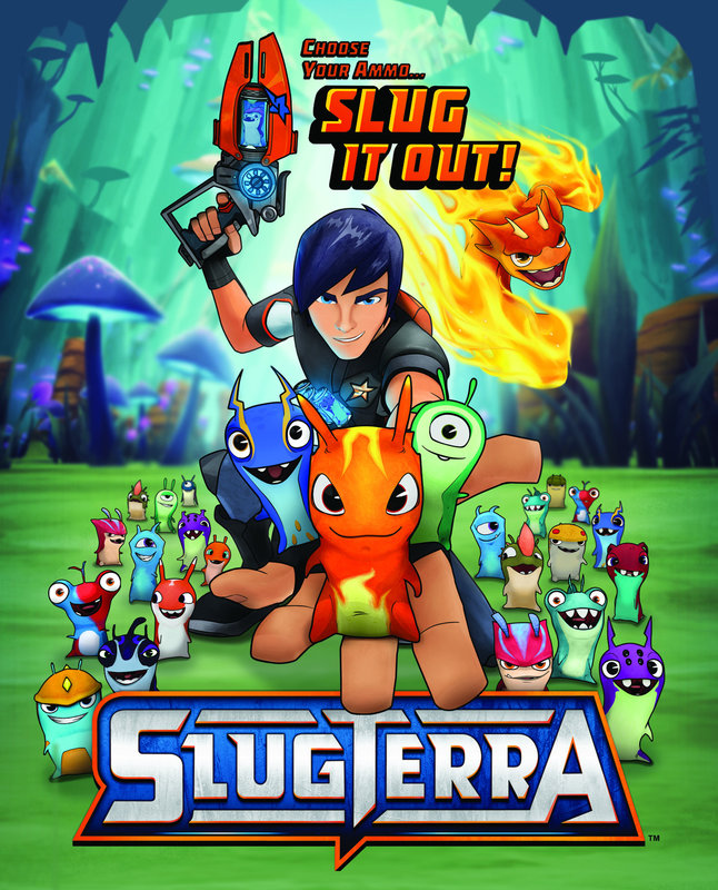Slugterra Deutsch