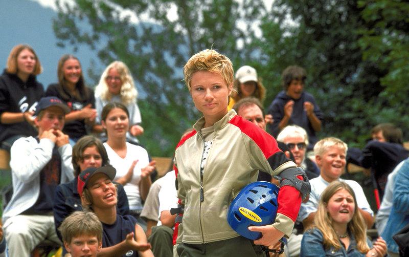 Daniela Preuss (Linda Kern). – Bild: ORF