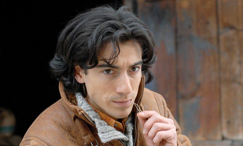 Stefano Bernardin (Hartmut Richter). – Bild: ZDF