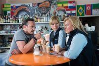 v.l.n.r.: Lothar Gerhardt (Tim Grobe), Ina Zimmermann (Melanie Marschke), Dagmar Schnee (Petra Kleinert) – © ZDF und Uwe Frauendorf