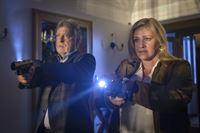 v.l.n.r.: Hajo Trautzschke (Andreas Schmidt-Schaller), Dagmar Schnee (Petra Kleinert) – © ZDF und Uwe Frauendorf