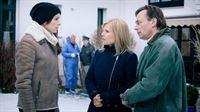 Katharina Hahn (Bianca Hein), Carola Wieland (Bojana Golenac), Stefan Wieland (Peter Benedict) – © ZDF und Manuel Krall
