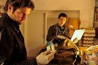Jo Stoll (Peter Ketnath, li.); Rico Sander (Benjamin Strecker, re.) – © ZDF und Markus Fenchel