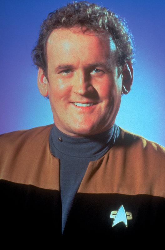 Chief O'Brien (Colm Meaney) – Bild: ATV II