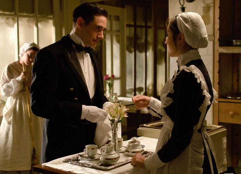 Grand Hotel Staffel Folge