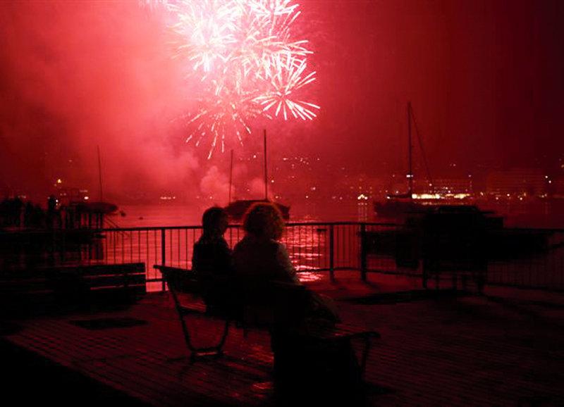 Alle Jahre wieder: «Happy New Year»: Das Feuerwerk der guten Vorsätze – Bild: SRF/T&C Films Zürich