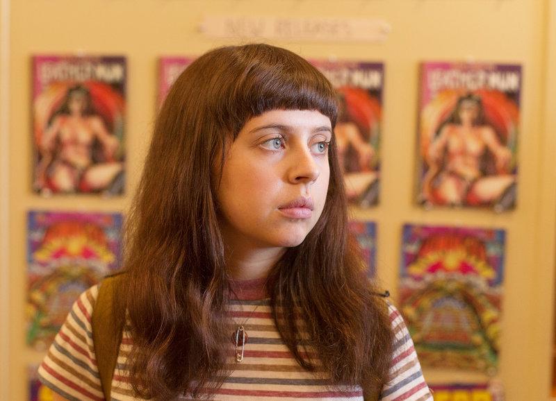 Orientierungsloser Teenager: Bel Powley als Minnie – Bild: SRF / Diary The Movie