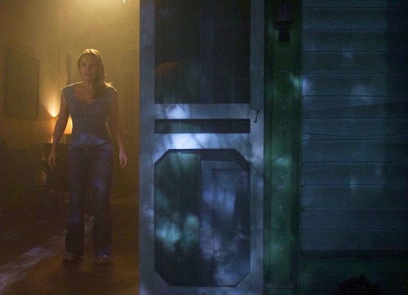 Das Monster naht: Agnes Bruckner als Eden – Bild: SRF/Miramax Film Corp.