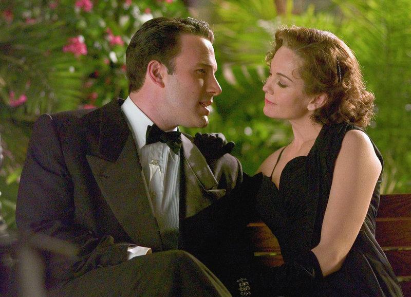 Ein Herz und eine Seele: Ben Affleck als George Reeves, Diane Lane als Toni Mannix – Bild: SRF/Focus Features LLC.