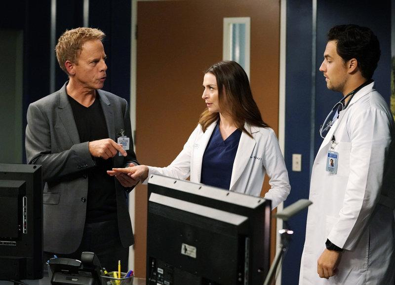 Grey\'s Anatomy S14E03: Wer bin ich (Go Big Or Go Home ...