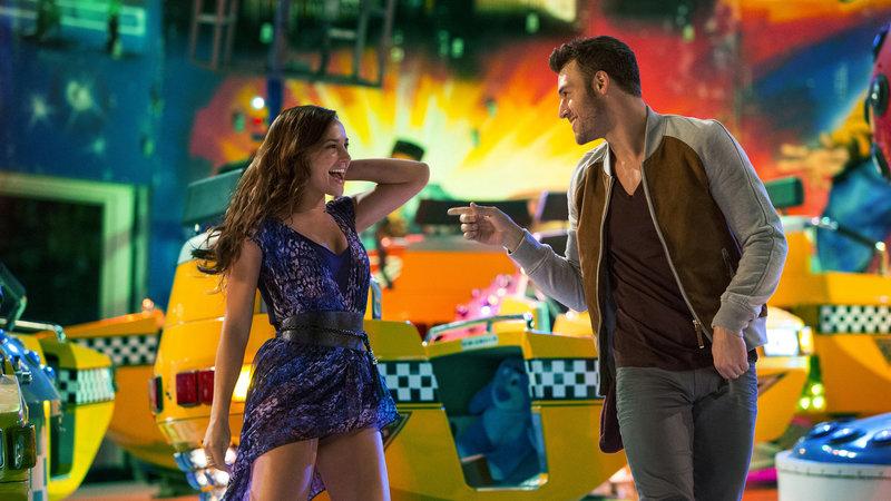 Step Up: All In Briana Evigan als Andie, Ryan Guzman als Sean SRF/2014 Constantin Film Verleih GmbH – Bild: SRF2