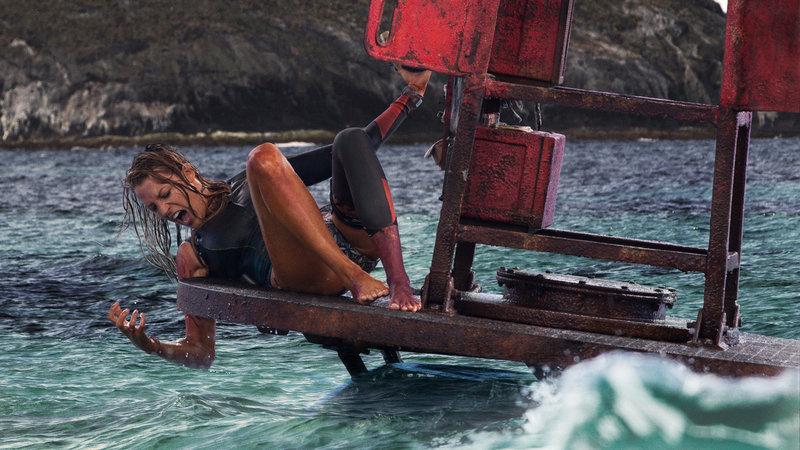 The Shallows - Gefahr aus der Tiefe Blake Lively als Nancy SRF/2016 Columbia Pictures Industries, Inc. – Bild: SRF2