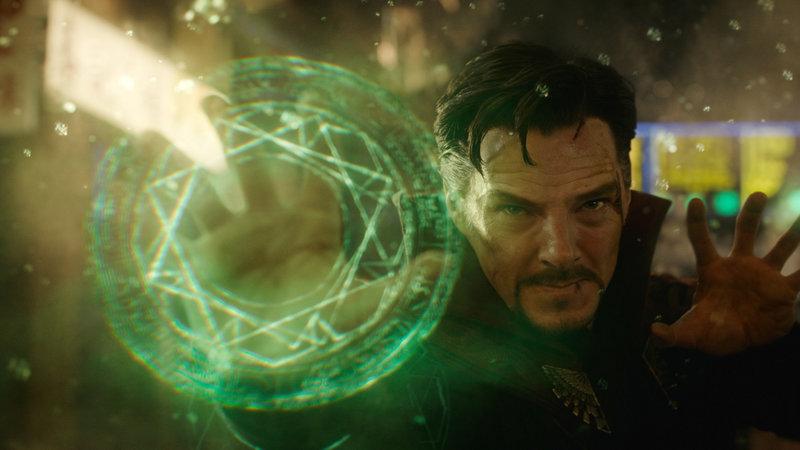 Dr. Strange Benedict Cumberbatch als Doctor Strange SRF/2016 MARVEL – Bild: SRF2