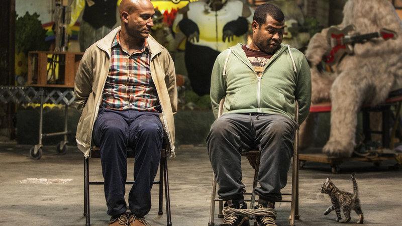 Keanu Keegan-Michael Key als Clarence Goobril, Jordan Peele als Rell Williams, Keanu SRF/Warner Bros. Intl. Television – Bild: SRF2
