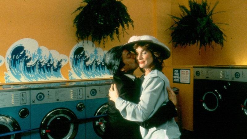 Mein wunderbarer Waschsalon Saeed Jaffrey als Nasser, Shirley Anne Field als Rachel SRF/Koch Media – Bild: SRF2