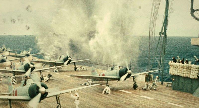 Der Admiral – Bild: Silverline