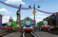 Thomas (Mi.) und seine Freunde erleben gemeinsam viele spannende Abenteuer. – © Super RTL