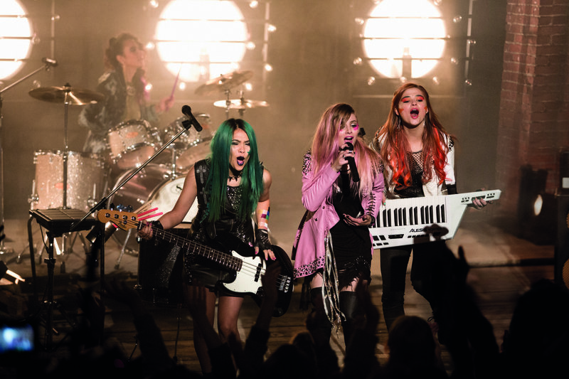 Jem and the Holograms – Bild: Universal Pictures