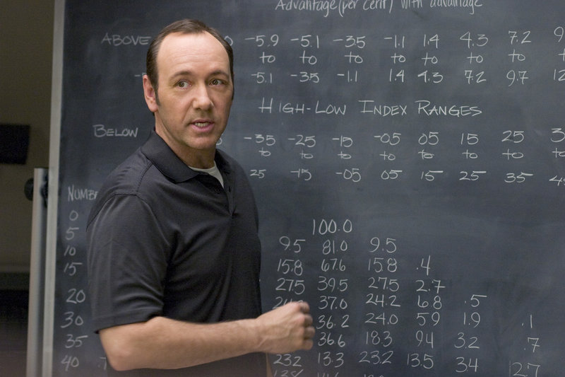 Kevin Spacey – Bild: 2008 Columbia Pictures Industries, Inc.. All rights reserved.