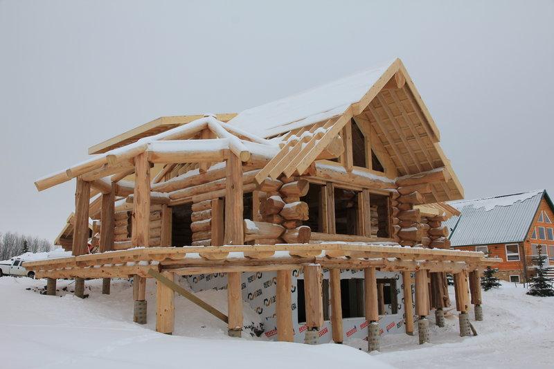 Timber Kings Haus
