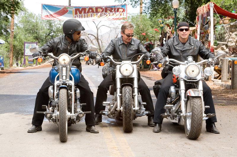(L-R) Martin Lawrence, Tim Allen, John Travolta – Bild: Touchstone Pictures. All rights reserved.