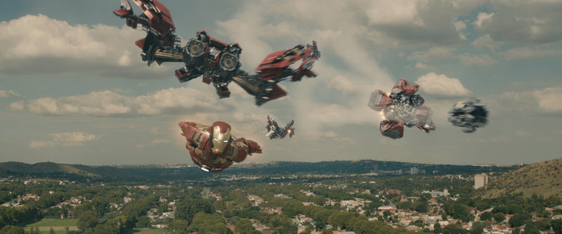 Iron Man (Robert Downey Jr.) – Bild: TV24