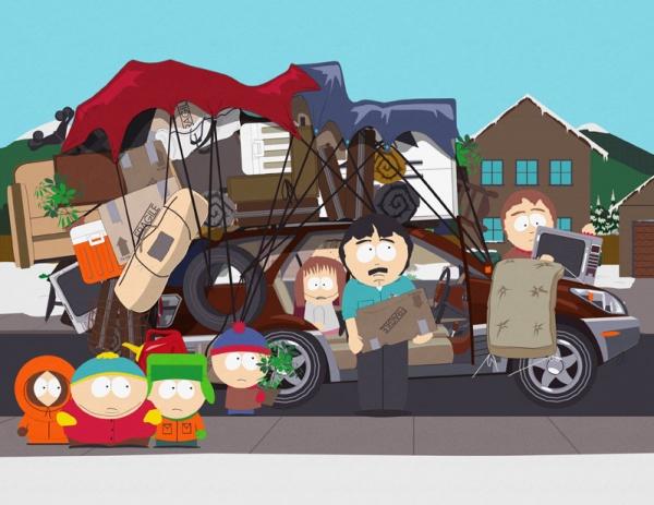 South Park Keine Verbindung