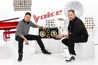 Michi Beck (l.) und Smudo (r.) nehmen ihre Talente mit auf eine irre Fahrt zum Ursprung ihrer eigenen Musikalität ... – © SAT.1/ProSieben Eigenproduktionsbild frei