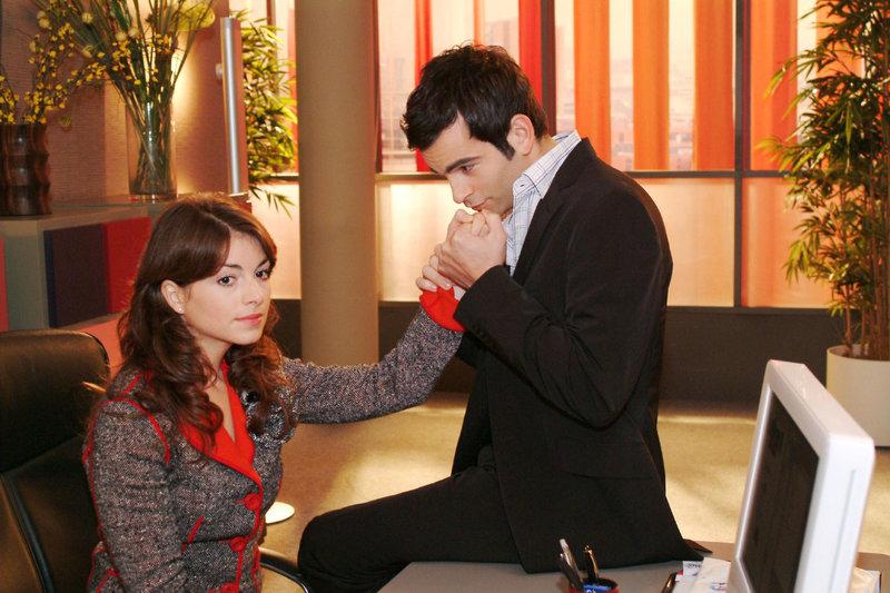 Verliebt in Berlin (ViB) Staffel 1: Lisa & David ...