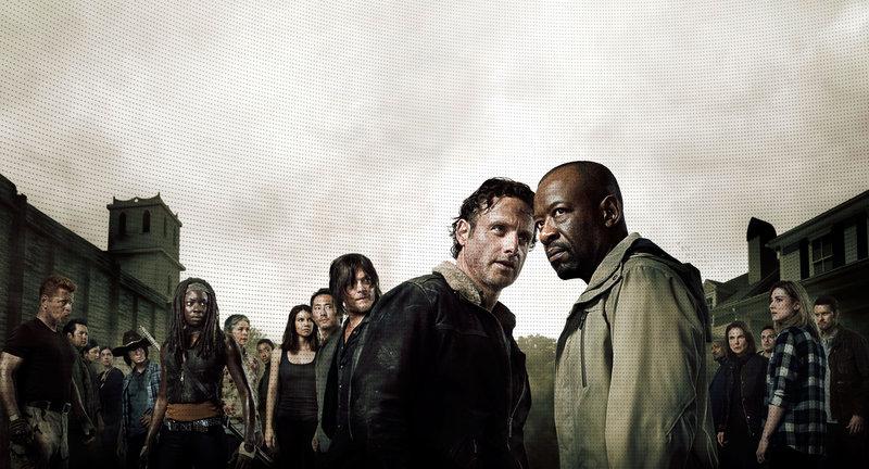 Walking Dead Fernsehserien