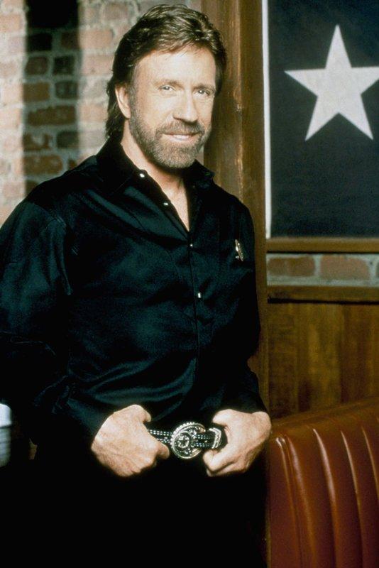 6. Staffel. Cordell Walker (Chuck Norris) – Bild: RTL Nitro