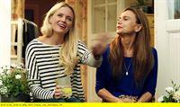 """NDR Fernsehen WELCOME TO SWEDEN (1), """"(Day One) - Tag Eins"""", am Donnerstag (15.01.15) um 23:30 Uhr. Emma (Josephine Bornebusch, li.) mit ihrer Mutter Viveka (Lena Olin, re.). – © NDR/TV4 AB 2014"""