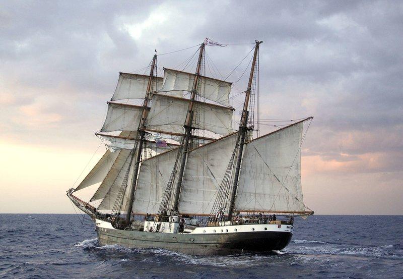 Windstärke 8 Das Auswandererschiff