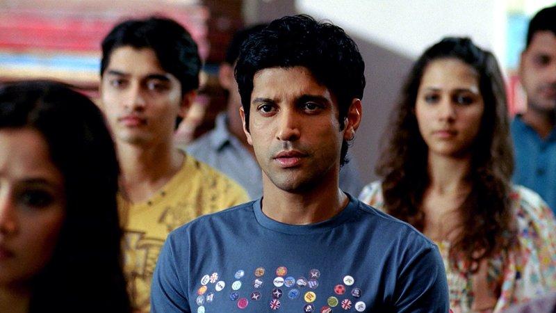 Vikram Jaisingh (Farhan Akhtar) – Bild: Zee.One