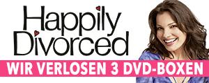 Happily Divorced – Die komplette Serie