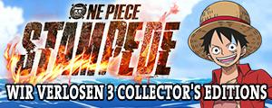 One Piece – 13. Film: Stampede